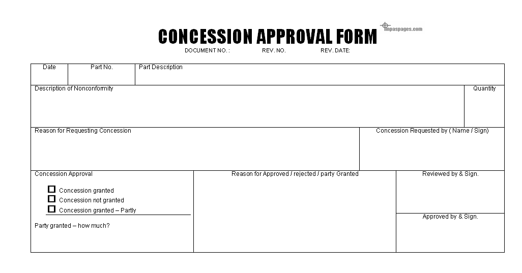 Approval Document Template. functional requirements specification ...