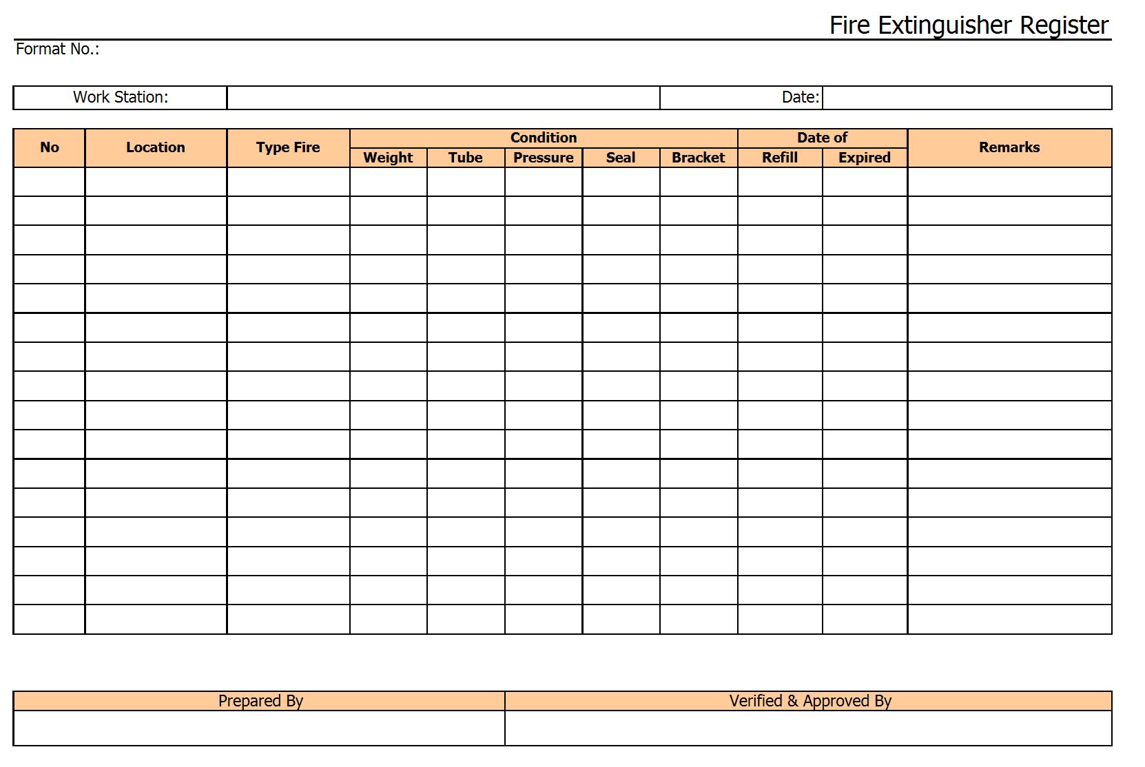 Document Register Template Excel - 10 risk register template excel ...