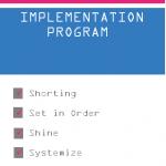 5s implementation Program