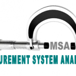 MSA(Measurement System Analysis)