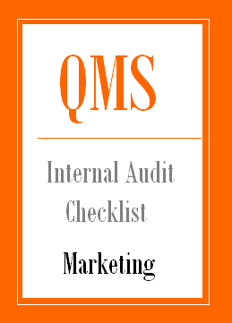 Internal Audit for Marketing