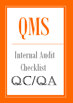 internal audit for quality