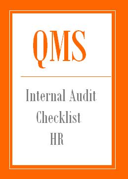 Internal Audit for hr
