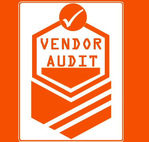 Vendor Audit Checklist