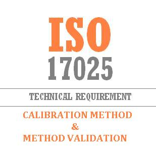 Calibration Method & Method validation Checklist