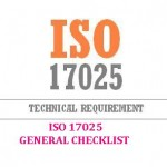 ISO 147025 General Checklist