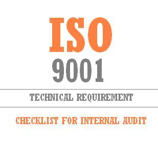 ISO 9001 Checklist points