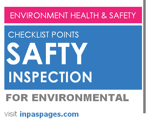 Environmental Checklist points