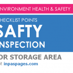 Safety inspection -ISO 14001/ohsas 18001