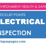 Electrical Audit checklist