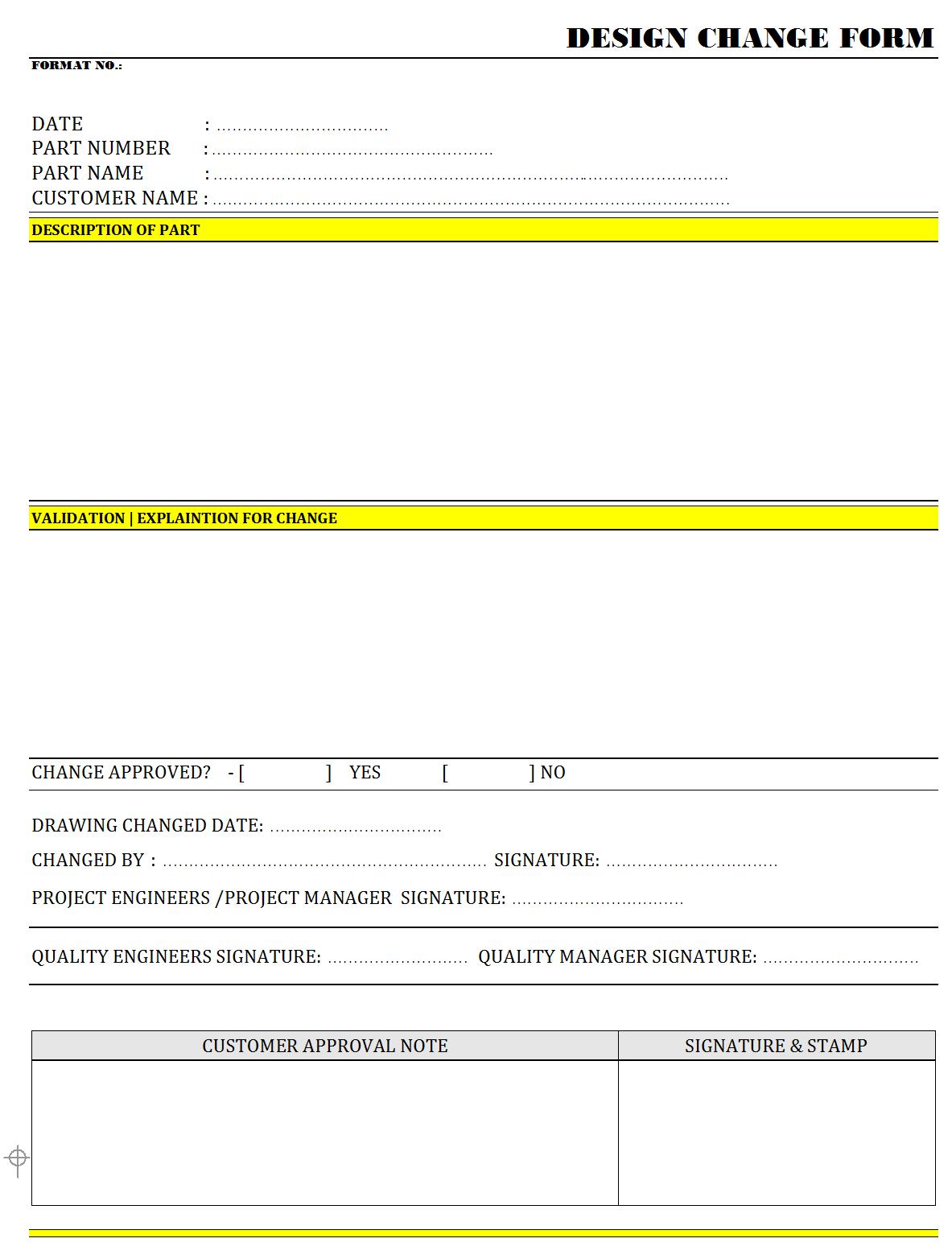 design approval form - Timiz.conceptzmusic.co