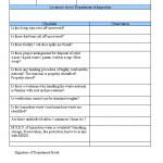 waste evaluation form