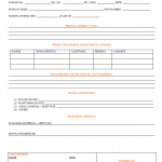 Product quality planning review sheet