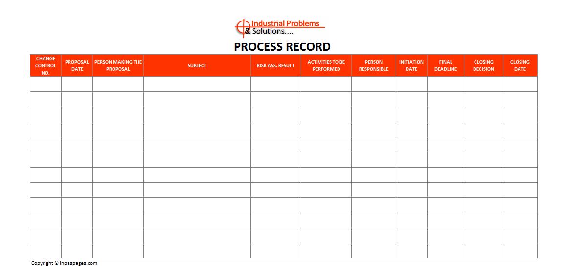 Process Record